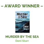 Murder by the Sea Award Graphic