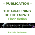 Patricia Anderson, The Awakening of the Empath publication