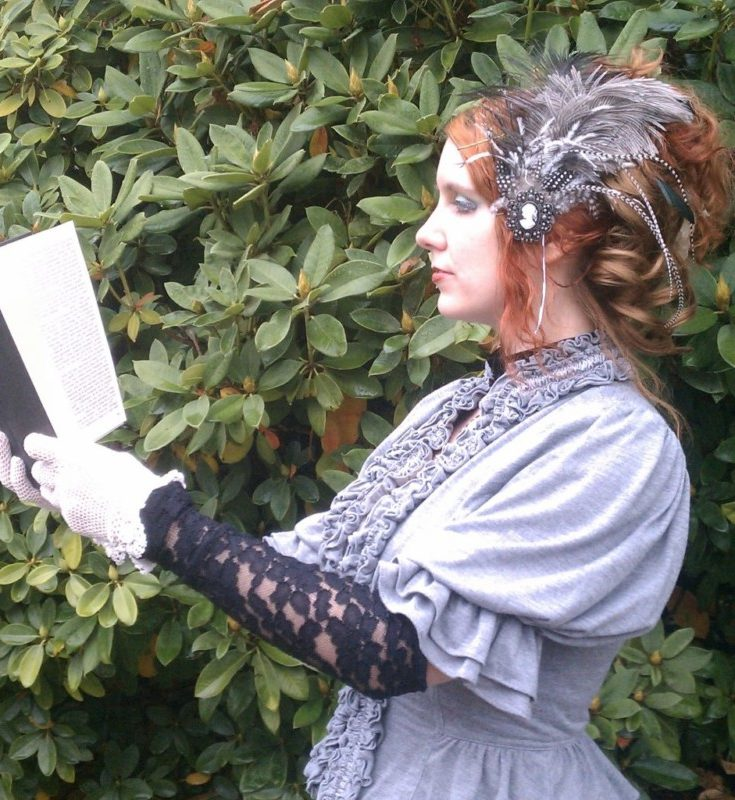 Sarina-reading