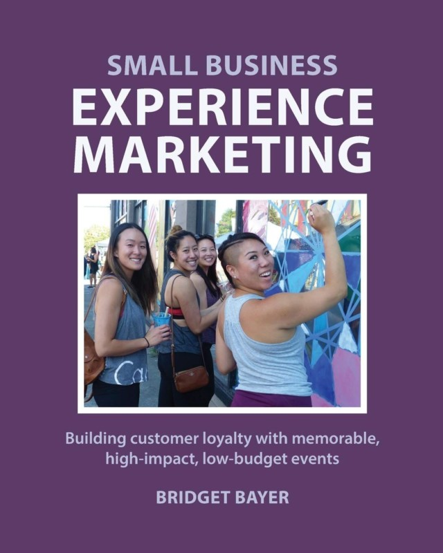 Small Business Experience Marketing