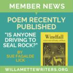 Sue Fagalde Lick poem