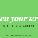 C. Lill Ahrens Tightens Writing