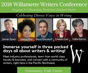 Writers Conference 2018 Ad