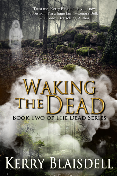 Walking The Dead by Kerry Blaisdell