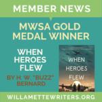 When Heroes Flew MWSA award