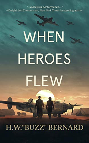 When Heroes Flew Book Cover
