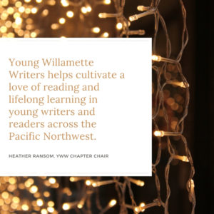 Young Willamette Writers helps cultivate a love of reading and writing