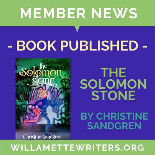 The Solomon Stone Release Graphic