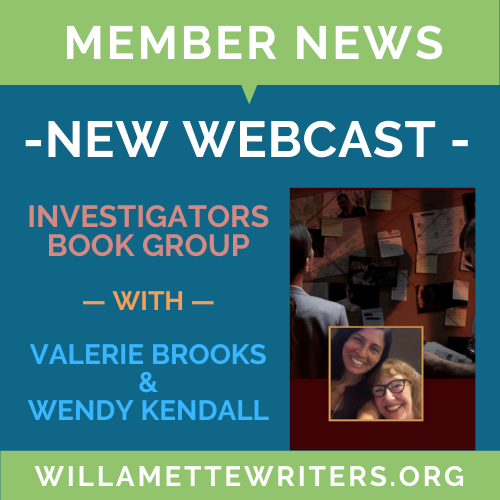 Investigators Book Group Webcast Brooks Kendall