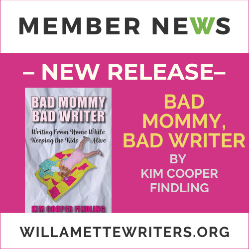 Bad Mommy Bad Writer release graphic