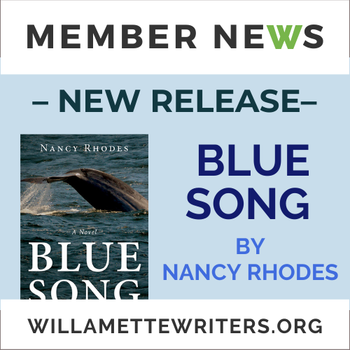 Blue Song Release Graphic