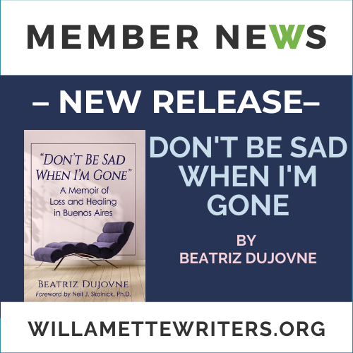 Don't Be Sad When I'm Gone Release Graphic