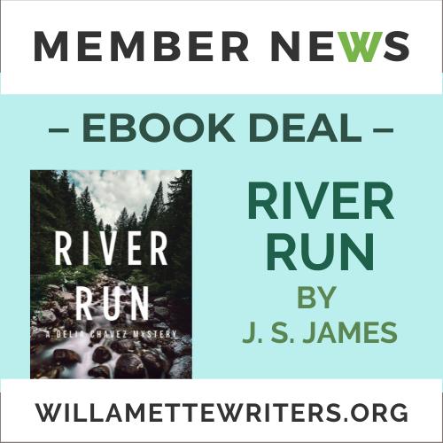 River Run Graphic