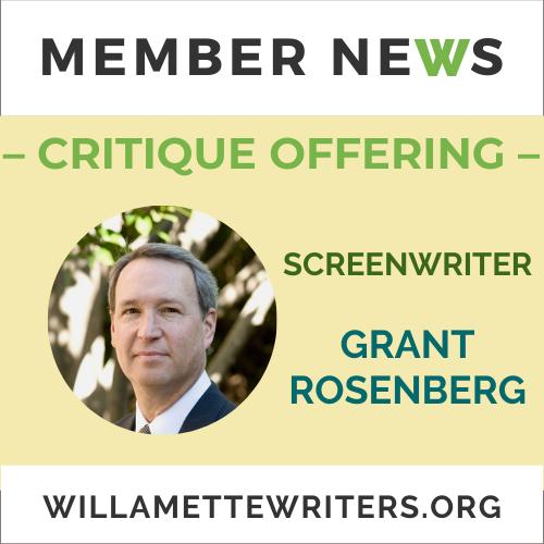 Grant Rosenberg Script Critiques