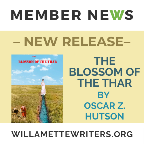The Blossom of the Thar Release Graphic