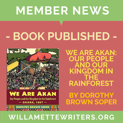 We Are Akan Release Graphic