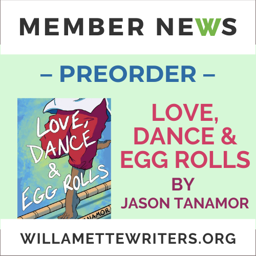 Love Dance & Egg Rolls Preorder Graphic