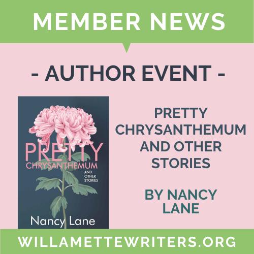 Nancy Lane Event Announcement Graphic