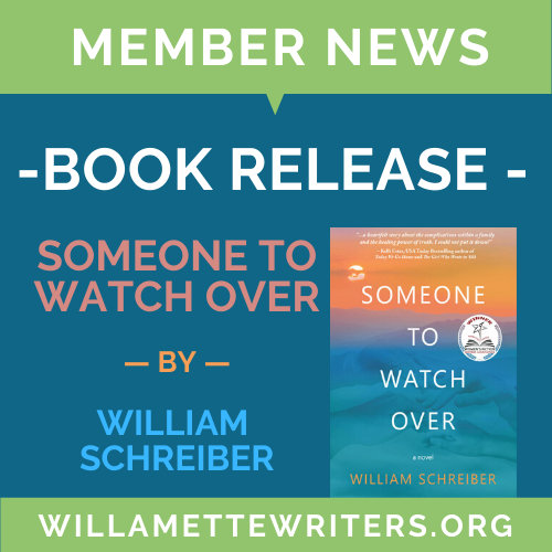 Someone to watch over book release