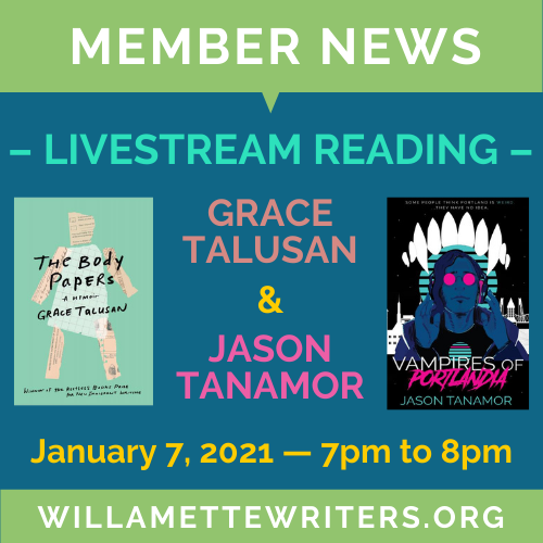 Tanamor and Talusan livestream reading