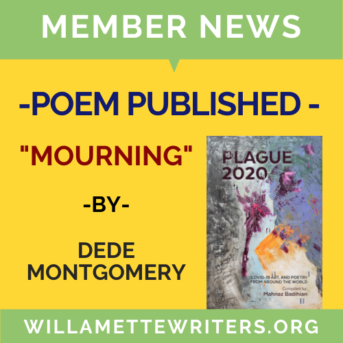 Montgomery Mourning Plague 2020 Anthology