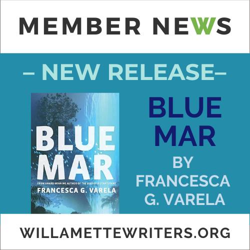new release Blue Mar by Francesca G Varela