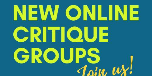 online critique groups