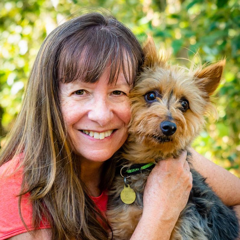 Deborah mourey & pup