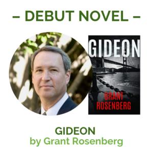gideon cover & author photo