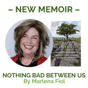 nothing bad betweeen us cover & author photo