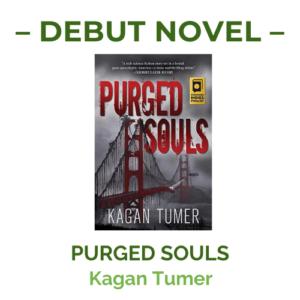 purged souls by kagan tumer debut novel